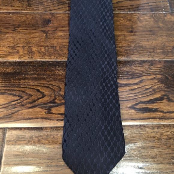 Armani Collezioni Other - Armani Collezioni Black Neck Tie